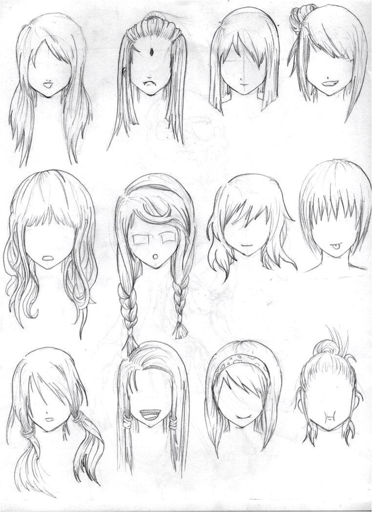 Idea Anime Mouth Drawing Anime Hair Drawing Boy Hair Drawing Manga Mouth
