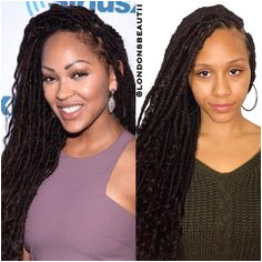 Goddess Faux Locs done by London s Beautii in Bowie Maryland