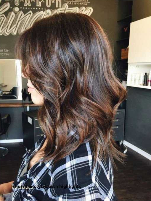 Short Brunette Hairstyles Inspirational Short Hairstyles with Highlights Brunette Hair Color Trends 0d