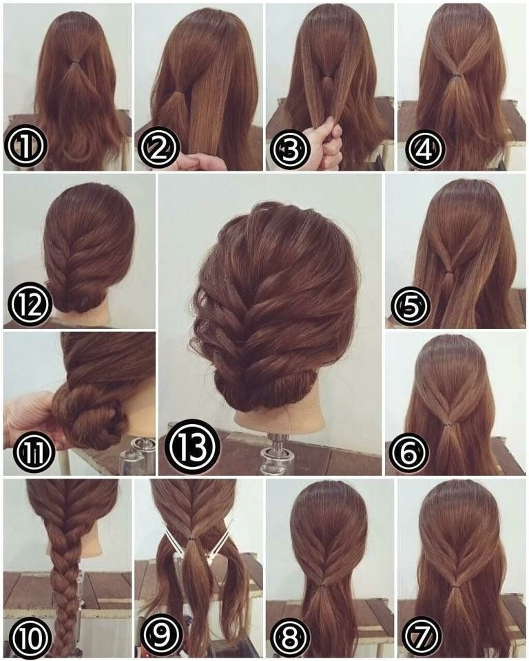Hairstyles for Girls with Medium Hair Awesome Easy Simple Hairstyles Awesome Hairstyle for Medium Hair 0d