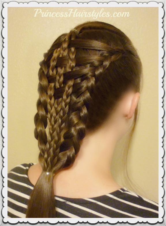 "Easy Braided Hairstyles for Medium Hair Luxury Easy Hairstyles Braids for Medium Hair Awesome Pun"""