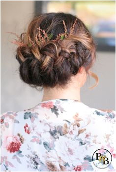 Messy low braid bridal hair with braid Bridal Hairstyles With Braids Braided Hairstyles