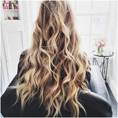 Beach Hair Natural Waves Long Blonde Summer Highlights Messy Manes Free your Wild See more Untamed DIY Easy Hairstyle Inspiration