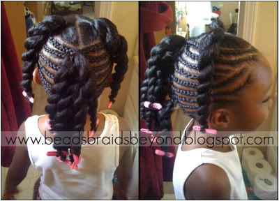 Twists and Braids Black Hair Youth Edition Pinterest