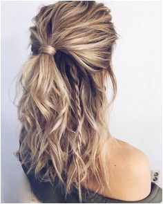 35 Beautiful Easy Half up Half down Hairstyles for Your Perfect Everyday and Party Looks