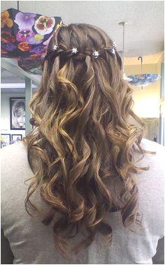 Prom hair Cute Hairstyles For Medium Hair Graduation Hairstyles Home ing Hairstyles Medium Hair