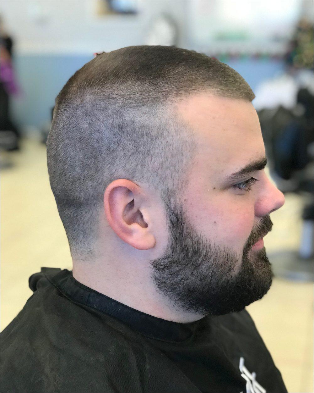 Simple High & Tight hairstyle Instagram hairistenaire
