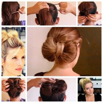 The bow hair style has been one sported by many a celeb How to this crush worthy totally adorable bow hairstyles Just 5 easy steps This Bow Bun Fo