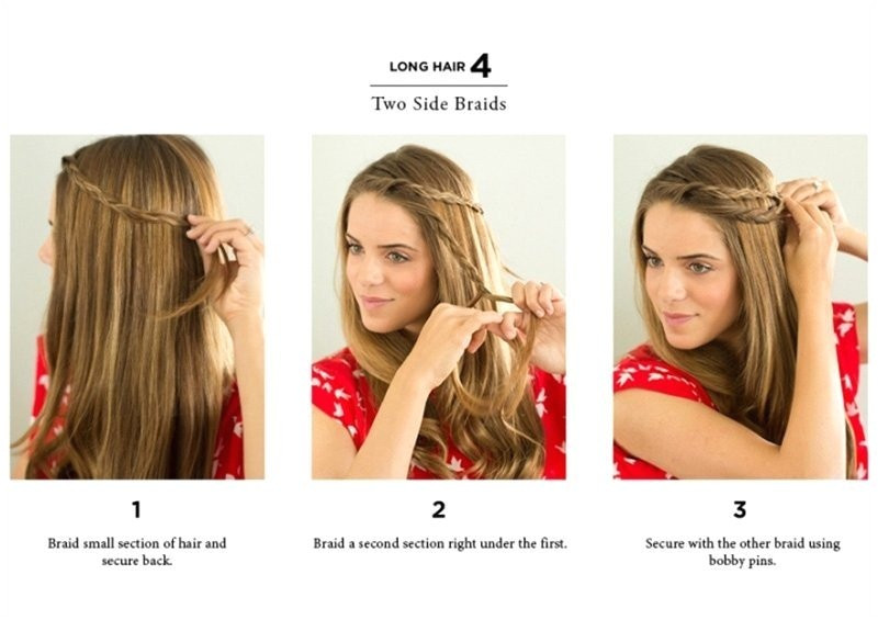 Easy Hairstyles for Short Hair without Heat Quick Hairstyles for Short Hair No Heat Hair Style Pics