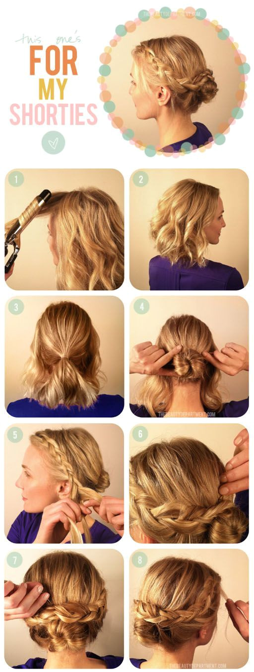 15 Easy No Heat Hairstyles For Dirty Hair Hairstyles