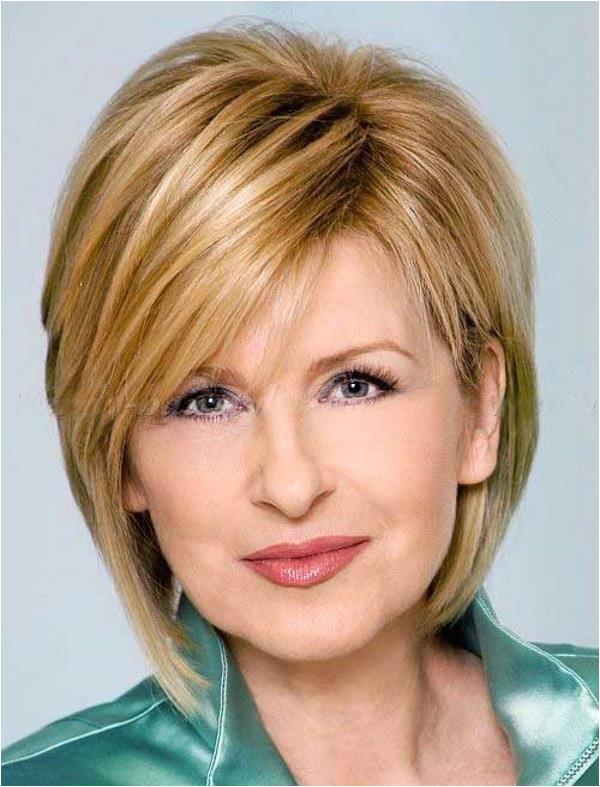 Moderne frizure za …¾ene starije od 50 godina – Moda 50 Easy Hairstyles for Fine Straight Hair