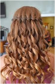 Good hair style for year 6 graduation Hair Designs Braid And Curls Hairstyles Hairstyles
