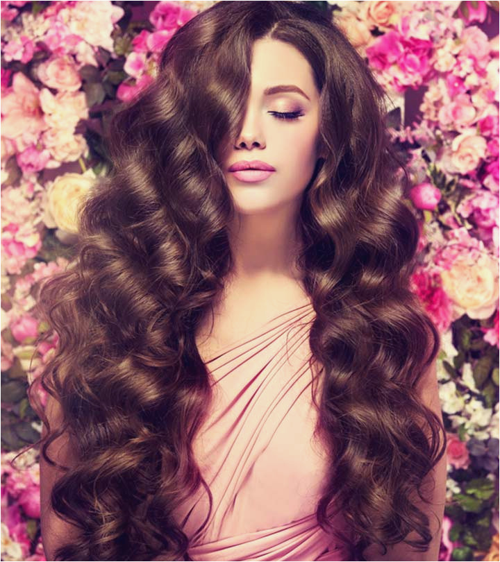 Easy Hairstyles for Curly Hair to Do at Home Elegant 20 Cute Hairstyles for Long Hair