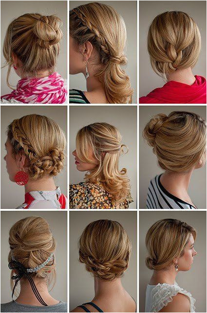 Hair styles diy do it yourself how to hair tutorials 11 large