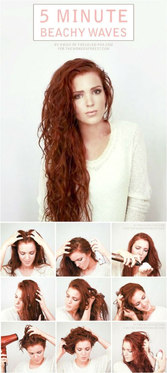 Easy Hairstyles to Do the Night before 30 Effortless and Smoking Hot Long Hairstyles for A Perfect Date