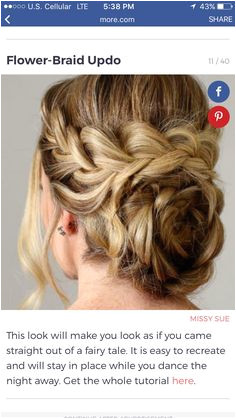 9 Glamorous Summer Ponytail Hairstyles You Must Try it Pinterest