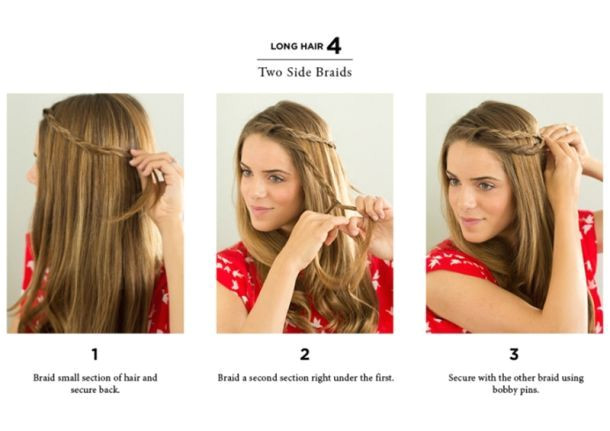 Chic Cute Easy Hairstyles For Medium Hair Suggestions The Hair And Also Cute Easy Fast Hairstyles Best Hairstyle For Medium Hair 0d And