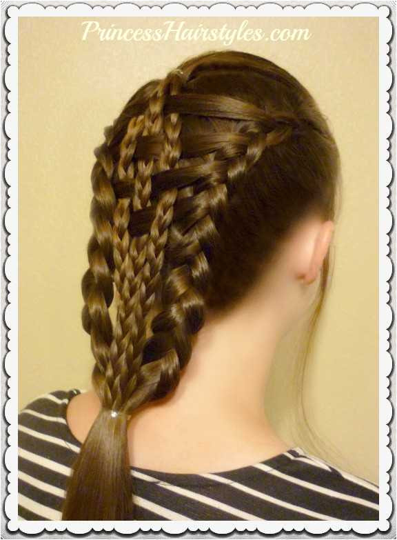 Easy Hairstyles to Do with Braids Best Do It Yourself • Francisco Ribas Arquitecto