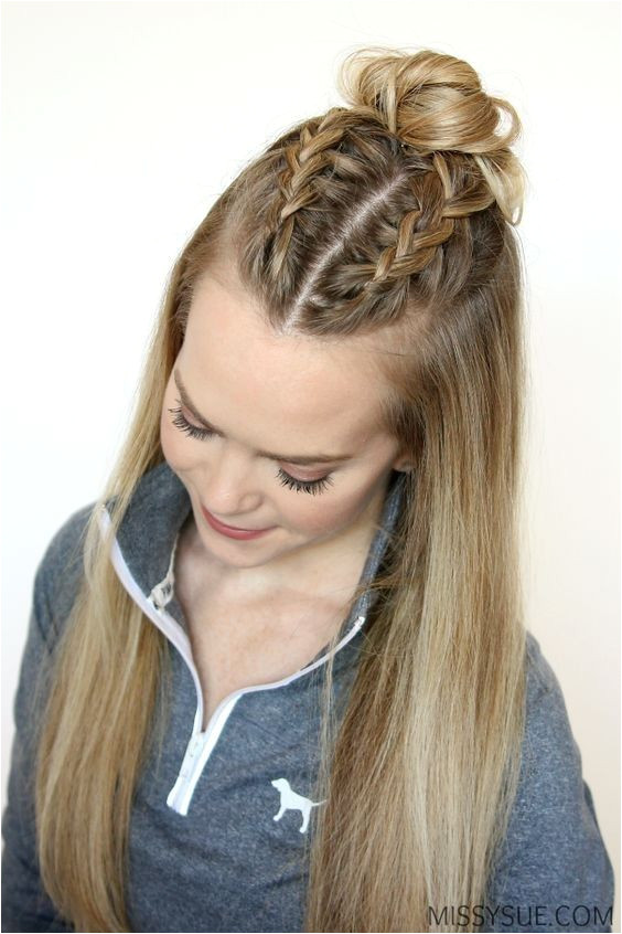Easy Hairstyles with Two Braids Gorgeous Two Braids Hairstyles to Try tomorrow