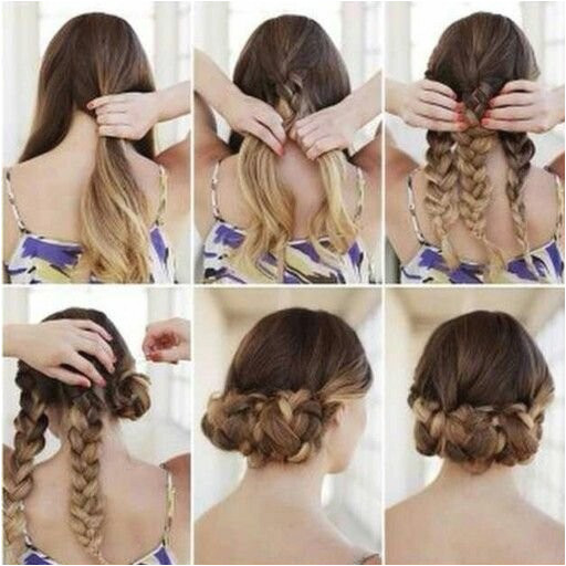 Easy Simple Hairstyles Awesome Hairstyle for Medium Hair 0d Ideas Cute Fast Hairstyles Snapshot Inspirational Easy Lovely Cute 5 Minute