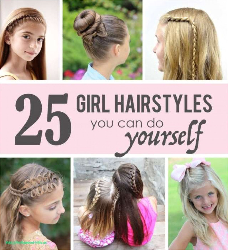 Easy Hairstyles You Can Do On Your Own Good Cute Easy Hairstyles with Headbands