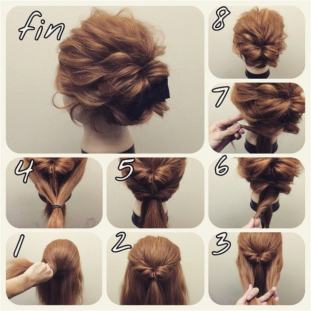 Super easy but so cute Def gonna try this for formal