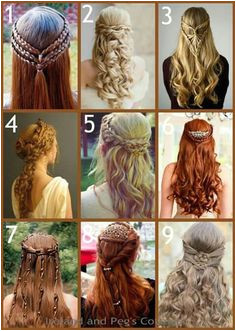 If you like me val hairstyles you might love these ideas