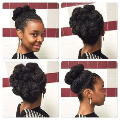 15 Super Easy Protective Styles That Anyone Can Do African Natural Hairstyles Ethnic Hairstyles