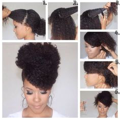 3 No Heat Curly Styles For Spring
