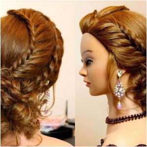 Elegant Hairstyles for Long Thick Hair Unique Cute Braided Hairstyles for Thick Hair