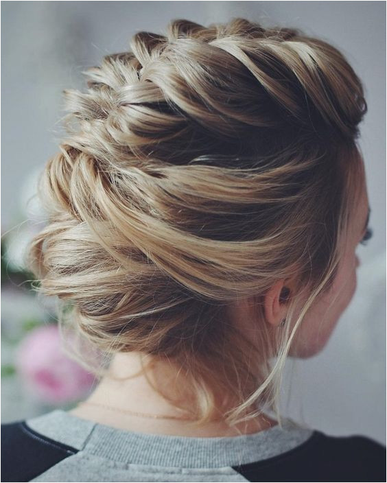 Braid hairstyles are cute and aided wedding hairstyles braids for wedding Take a look at these awesome wedding updos with braids and are easy