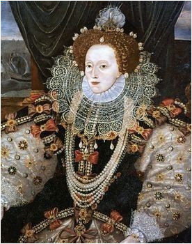 Elizabethan Era Upper Class Hairstyles A Woman with A High forehead Was Considered Beautiful During the