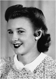 1940s hairstyles Easy Vintage Hairstyles 1940s Hairstyles Party Hairstyles Cool Hairstyles Rockabilly