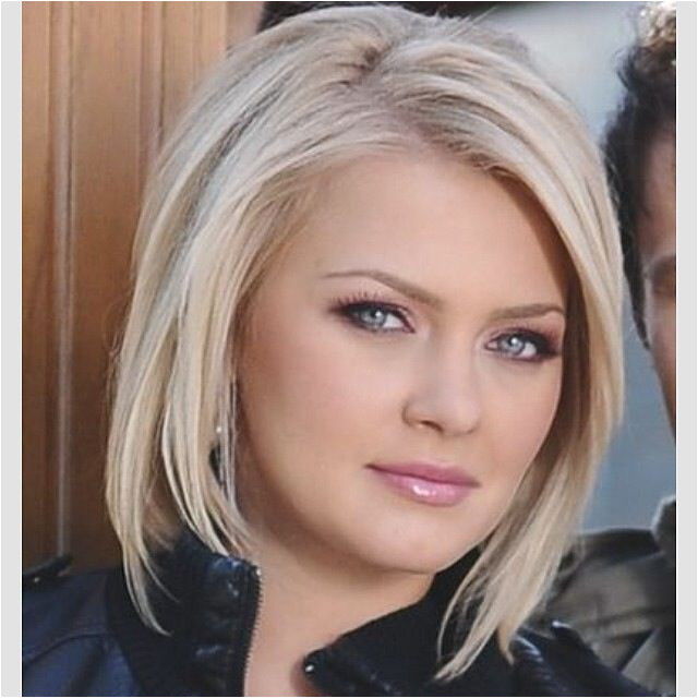 Love this hair cut but don t know if I want to go that short Plus my hair is way too thick for this short of cut
