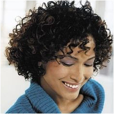 Beautiful curly hairstyle for African American women Short Curly Cuts Curly Hair Cuts Short