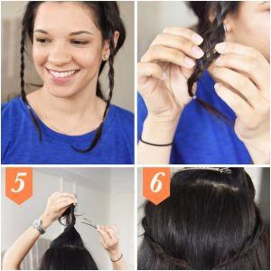 Easy Hairstyles Dailymotion In Urdu Wondeful Everyday Easy Hairstyles for Medium Hair Dailymotion