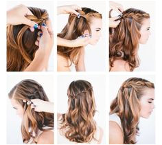 Beautiful hair for any occasion Hairstyle Monkey · Long Indian