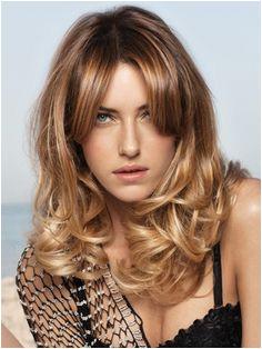Balayage Hair Highlighting für den Sommer 2013