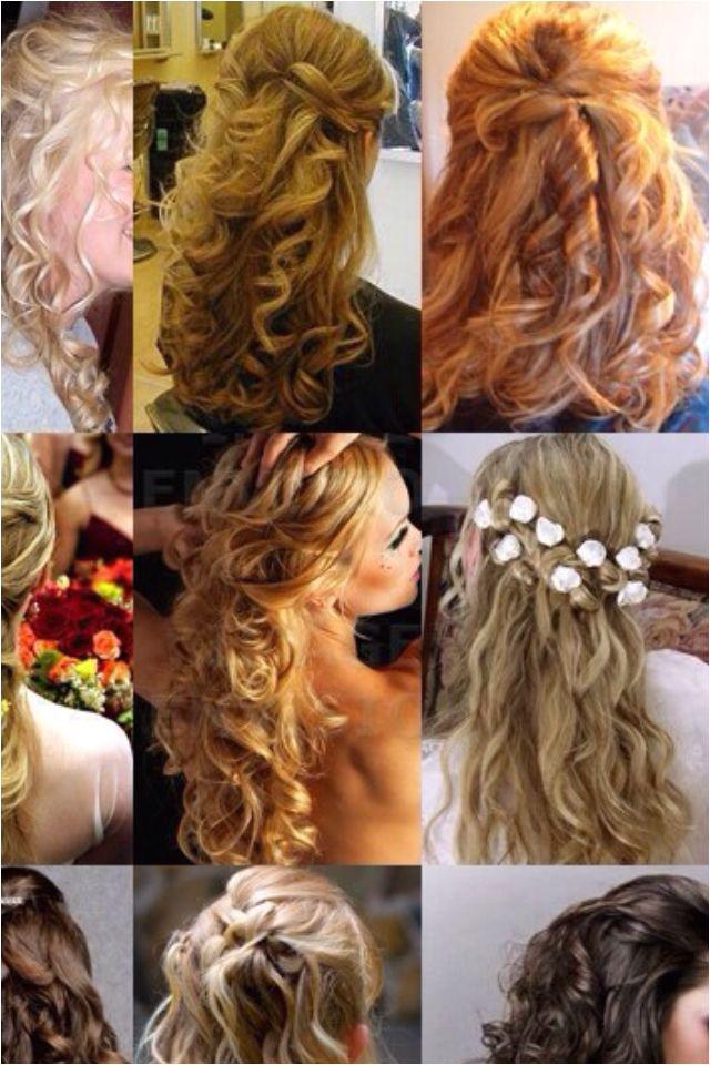 Prom hair Prom hair Down Hairstyles