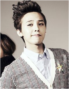 G Dragon Kwon Ji Yong After some thought I think this is what