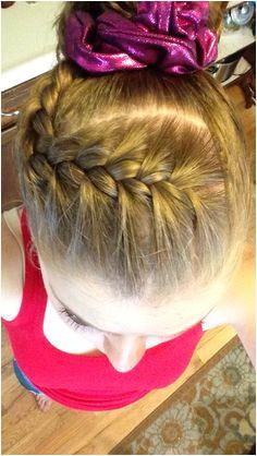 Gymnast hair Gymnastics Meet Hair Gymnastics Hairstyles petition Hair Gymnastics petition Cute