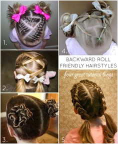 pulsory Gymnastics petition Hair Tips of the Trade Planning for the backward roll