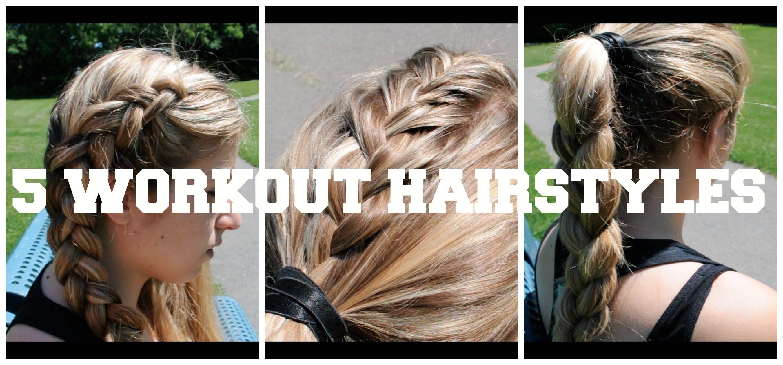 Hairstyles For Long Hair Gym hairstyles hairstylesforlonghair