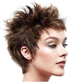 30 Spiky Short Haircuts