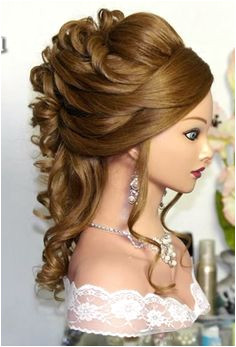 Wedding Hair womenbeauty1 youtube Curly Home ing Hairstyles Bride Hairstyles Prom Hair