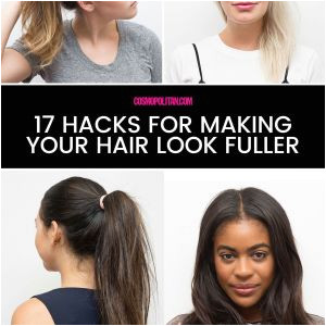 Haircut for Thin Hair to Look Thicker 17 Hacks that Ll Make Your Hair Look so