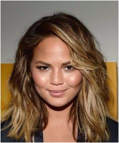 chrissy teigen haircuts for round faces Chubby Face Haircuts Round Face Haircuts Hairstyles For