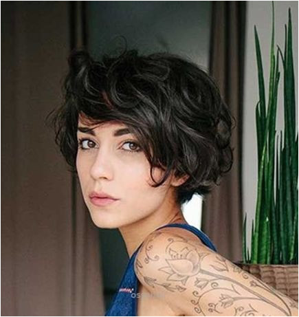 Nice 20 Short Hairstyles For Wavy Fine Hair