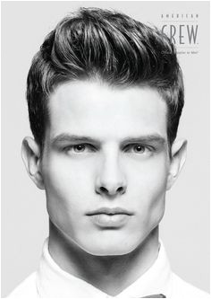 Best Men s hairstyles 2014 He has square shaped face