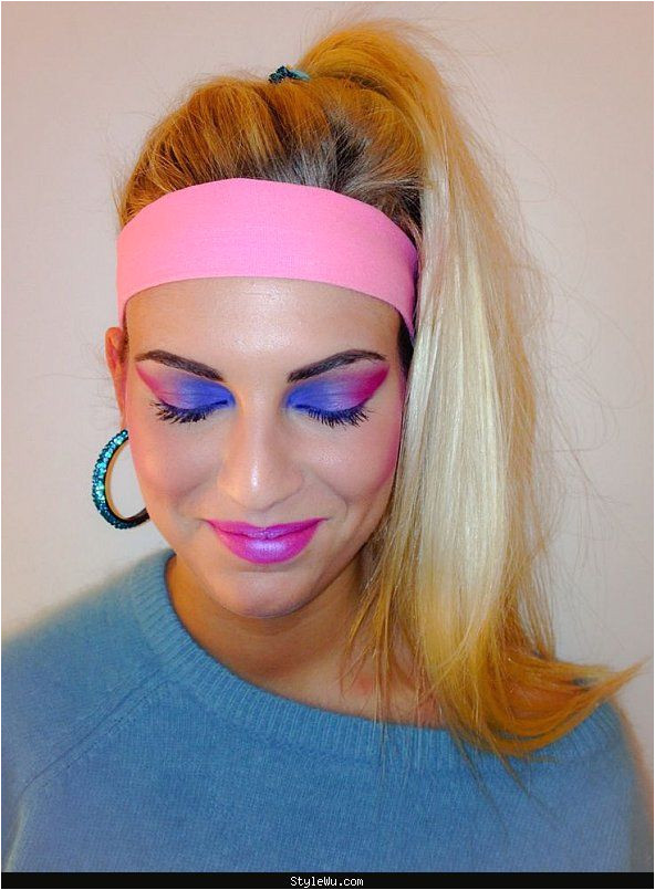 cool 80s makeup 80s Costume Parties Kids 80s Costume 80s Themed Costumes Disco